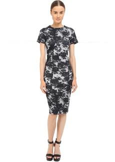 McQ Long Bodycon Dress