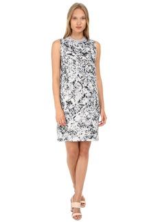 McQ Long Box Silk Dress