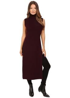 McQ Multi Gauge Long Dress