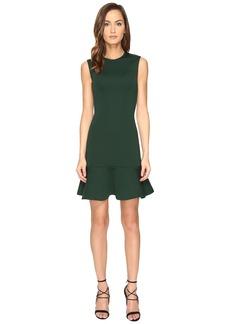 McQ Peplum Mini Dress