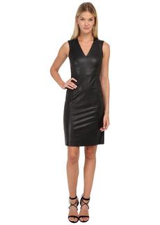 McQ Sleeveless Contour Dress