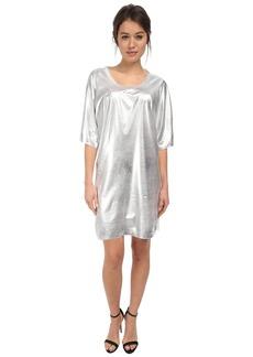 McQ T Sleeve T-Shirt Dress