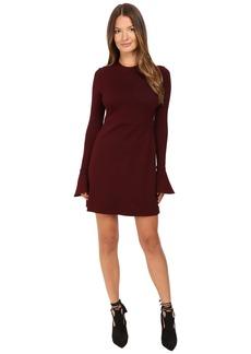 McQ Volant Sleeve Dress