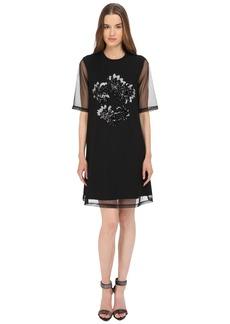 McQ Volume Overlay Dress