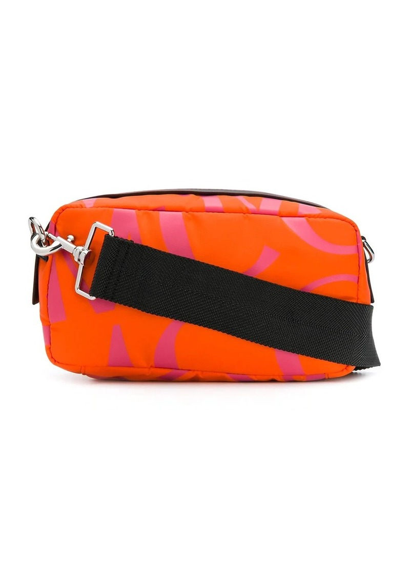 McQ Alexander McQueen medium logo-print crossbody bag