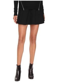 McQ Alexander McQueen Mini Skater Skirt