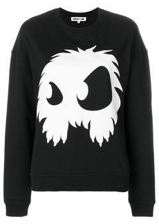 McQ Alexander McQueen monster print sweatshirt