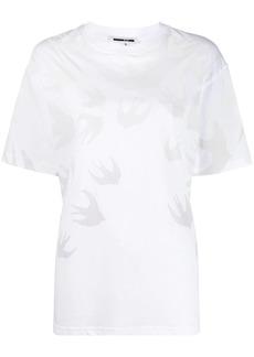 McQ Alexander McQueen oversized short-sleeve T-shirt