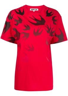 McQ Alexander McQueen oversized T-shirt