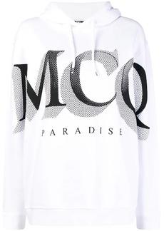McQ Alexander McQueen Paradise hoodie