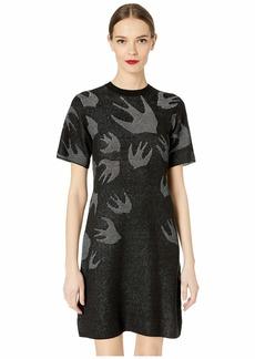 McQ Alexander McQueen Pointelle SW Dress