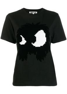 McQ Alexander McQueen printed crew neck T-shirt