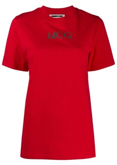McQ Alexander McQueen printed logo T-shirt