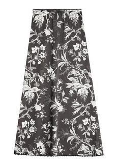 McQ Alexander McQueen Printed Skirt