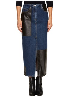 McQ Alexander McQueen Recycled Tube Skirt