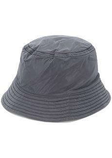 McQ Alexander McQueen reflective logo-patch bucket hat