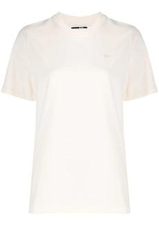 McQ Alexander McQueen short-sleeve fitted T-shirt