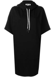 McQ Alexander McQueen short-sleeve sweater dress