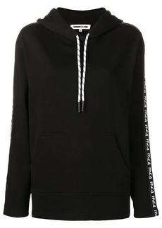 McQ Alexander McQueen side-logo hooded sweatshirt
