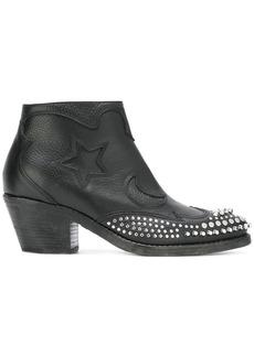McQ Alexander McQueen Solstice boots