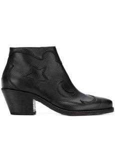 McQ Alexander McQueen Solstice zip-up boots