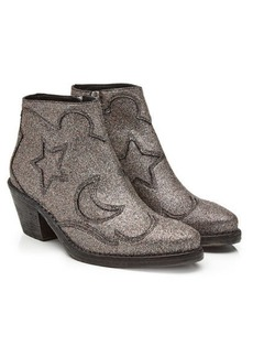 McQ Alexander McQueen Solstice Zipped Ankle Boots