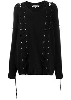 McQ Alexander McQueen stitch jumper