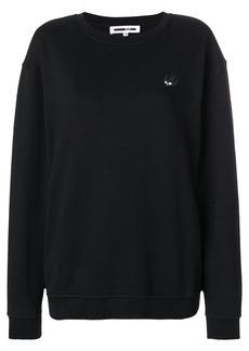 McQ Alexander McQueen Swallow badge sweatshirt