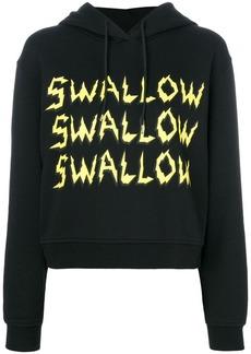 McQ Alexander McQueen swallow hoodie sweatshirt
