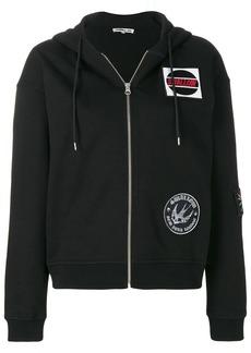 McQ Alexander McQueen swallow patch hoodie