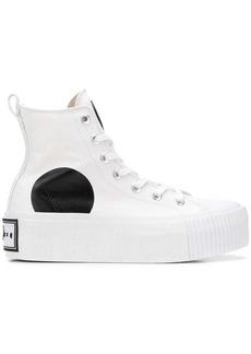 McQ Alexander McQueen Swallow platform high-top sneakers