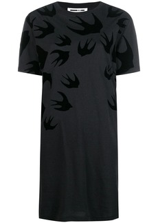 McQ Alexander McQueen T-Shirt dress