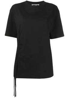 McQ Alexander McQueen tassel detailed T-shirt
