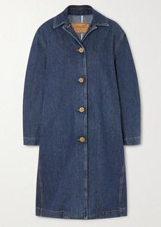 McQ Alexander McQueen Yasaku Denim Coat