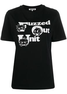 McQ Alexander McQueen zzled Out T-shirt