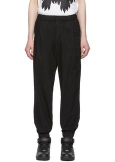 McQ Black Casual Trousers