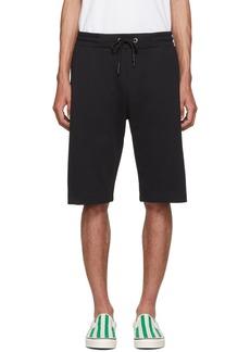 McQ Black Dart Shorts