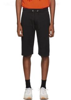 McQ Black Dart Sweat Shorts