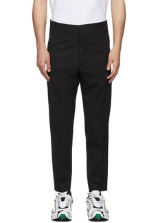 Black Tech 'McQ' Trousers