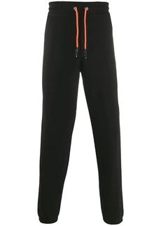 McQ contrast stripe track pants