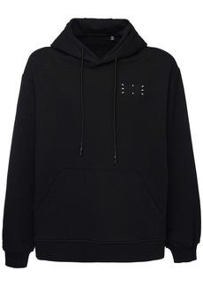McQ Icon Zero Logo Cotton Sweatshirt Hoodie