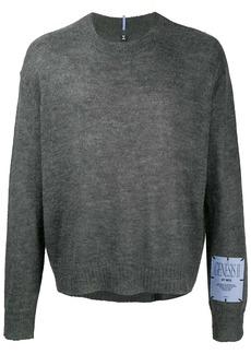 McQ crew-neck jumper