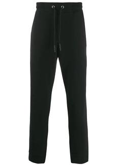 McQ drawstring waist track pants