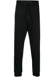 McQ embroidered logo track pants