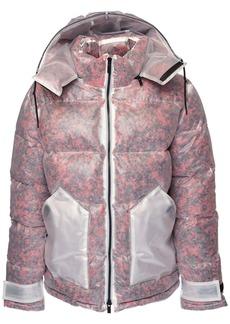 McQ Foam Cashmere Puffer Jacket