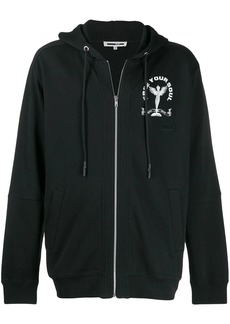 McQ Free Your Soul hoodie