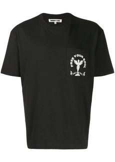 McQ Free Your Soul T-shirt