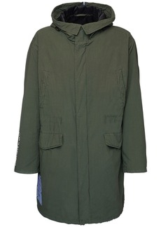 McQ Genesis Ii Apollo Cotton Parka Coat