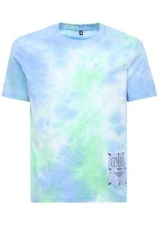 McQ Genesis Ii Tie & Dye Cotton T-shirt