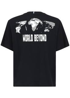 McQ Genesis Ii World Beyond Print T-shirt